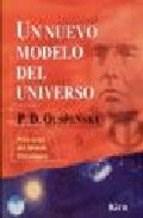 Libro UN NUEVO MODELO DE UNIVERSO