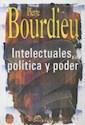 INTELECTUALES POLITICA Y PODER (COLECCION ANTROPOLOGIA SOCIAL) (RUSTICA)