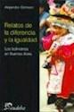 RELATOS DE LA DIFERENCIA Y LA IGUALDAD LOS BOLIVIANOS