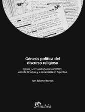 Papel Génesis política del discurso religioso