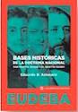BASES HISTORICAS DE LA DOCTRINA NACIONAL SAN MARTIN ROS  AS Y EL MARTIN FIERRO (LIBROS SON N