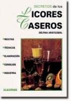 Libro SECRETOS DE LOS LICORES CASEROS