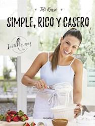 Libro SIMPLE RICO Y CASERO