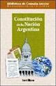 CONSTITUCION DE LA NACION ARGENTINA SANTILLANA (COMENTADA ECONOMICA) (RUSTICA) (VER 9789504647294)