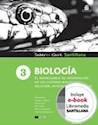 Libro BIOLOGIA 3 SANTILLANA SABERES CLAVE (INTERCAMBIO DE INFORMACION)