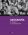 Libro GEOGRAFIA EL MUNDO Y LA GLOBALIZACION SANTILLANA SABERE S CLAVE [NOVEDAD 2011]