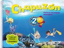Libro CHAPUZON 2 SANTILLANA (PRACTICAS DEL LENGUAJE / MATEMAT  ICA + LIBRO CIENCIAS + PRACTILIBRO)