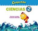 Libro CIENCIAS 2 SANTILLANA (CHAPUZON) CIENCIAS SOCIALES / CIENCIAS NATURALES (NOVEDAD 2012)
