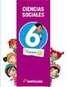 Libro CIENCIAS SOCIALES 6 SANTILLANA CONOCER + NACION (NOVEDAD 2013)