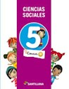Libro CIENCIAS SOCIALES 5 SANTILLANA CONOCER + (NOVEDAD 2013)