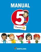 Libro MANUAL SANTILLANA 5 CONOCER + (NOVEDAD 2014)