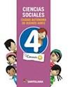 CIENCIAS SOCIALES 4 SANTILLANA CONOCER + CIUDAD AUTONOMA DE BUENOS AIRES (NOVEDAD 2014)