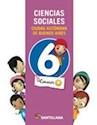 Libro CIENCIAS SOCIALES 6 SANTILLANA CONOCER + CIUDAD AUTONOMA DE BUENOS AIRES (NOVEDAD 2014)