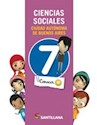 Libro CIENCIAS SOCIALES 7 SANTILLANA CONOCER + CIUDAD AUTONOMA DE BUENOS AIRES (NOVEDAD 2014)