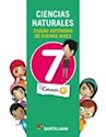 Libro CIENCIAS NATURALES 7 SANTILLANA CONOCER + CIUDAD AUTONO MA DE BUENOS AIRES (NOVEDAD 2014)