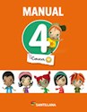 Libro MANUAL SANTILLANA 4 CONOCER + (NOVEDAD 2014)