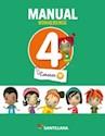 Libro MANUAL SANTILLANA 4 CONOCER + BONAERENSE (NOVEDAD 2014)