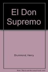 Libro DON SUPREMO, EL. UN BELLO CANTO AL AMOR
