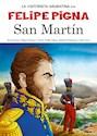 Libro SAN MARTIN (COLECCION LA HISTORIETA ARGENTINA TOMO 2)
