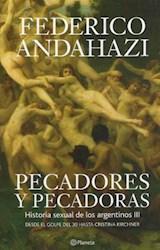 Libro PECADORES Y PECADORAS