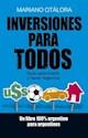 Libro INVERSIONES PARA TODOS