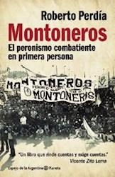 Libro MONTONEROS