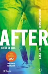Libro AFTER 0. ANTES DE ELLA