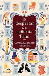 Libro DESPERTAR DE LA SEÑORITA PRIM (RUSTICO)
