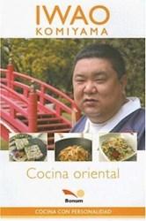 Libro COCINA ORIENTAL. IWAO KOMIYAMA