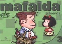 Libro MAFALDA & FRIENDS 3