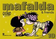 Libro MAFALDA & FRIENDS 10