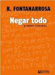 Libro NEGAR TODO Y OTROS CUENTOS