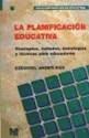 Libro PLANIFICACION EDUCATIVA CONCEPTOS METODOS ESTRATEGIAS Y TECNICAS PARA EDUCADORES