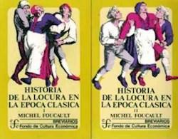 Libro HISTORIA DE LA LOCURA EN LA EPOCA CLASICA. T. 1
