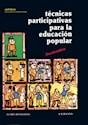TECNICAS PARTICIPATIVAS PARA LA EDUCACION POPULAR I