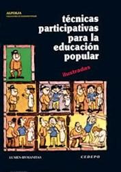 Libro TECNICAS PARTICIPATIVAS PARA LA EDUCACION POPULAR