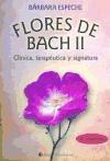 Libro FLORES DE BACH II