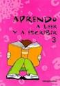APRENDO A LEER Y A ESCRIBIR 3