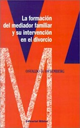 Libro FORMACION DEL MEDIADOR FAMILIAR Y SU INTERVENCION
