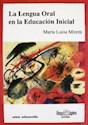 LENGUA ORAL EN LA EDUCACION INICIAL