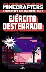 Libro MINECRAFT EJERCITO DESTERRADO (RUSTICO)