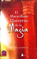 Libro MARAVILLOSO UNIVERSO DE LA MAGIA, EL