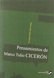 Libro PENSAMIENTO DE MARCO TULIO CICERON