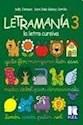 Libro LETRAMANIA 3 LA LETRA CURSIVA