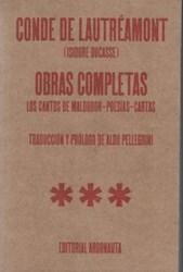 Libro Obras Completas- Los Cantos De Maldoror (Ducasse)