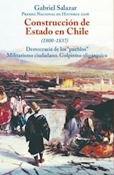 Libro Construcción de Estado en Chile (1800 - 1837)
