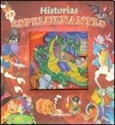 Libro HISTORIAS ESPELUZNANTES (ACOLCHADO)