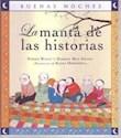 MANTA DE LAS HISTORIAS (BUENAS NOCHES) (RUSTICO)