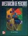 INVESTIGACION DE MERCADOS (5 EDICION) (RUSTICA)