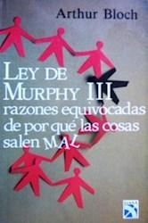 Libro LEY DE MURPHY 3